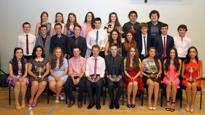 A Level Prize-giving Ceremony