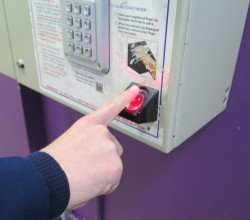 Biometric payment system