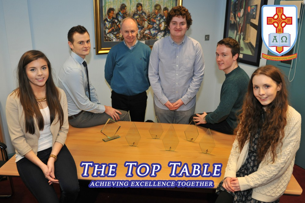 CCEA Top Achievers