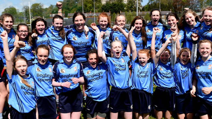 Ulster Champions!