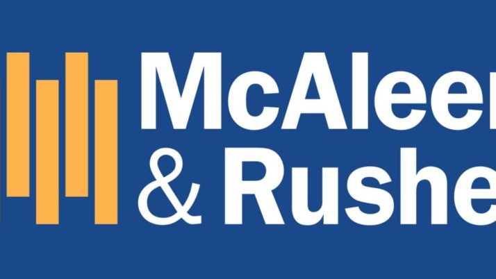 """The Academy thanks McAleer & Rushe for Gold Sponsorship supporting """"An Evening of Celebration"""""""