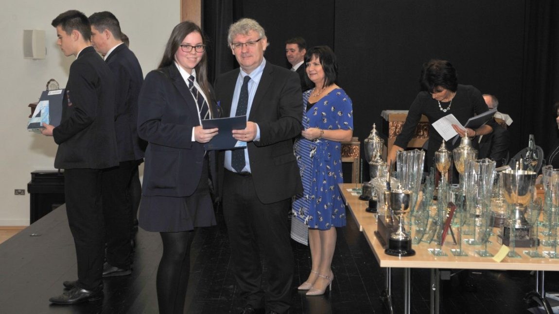 GCSE Prize-Giving