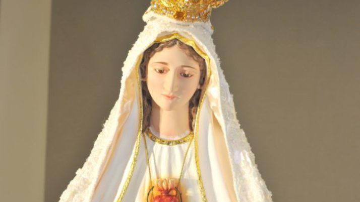 VISIT OF CENTENNIAL PILGRIM IMAGE OF OUR LADY OF FATIMA