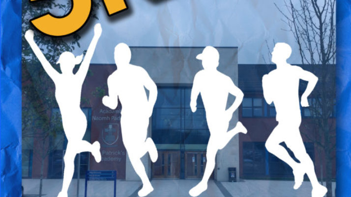 Academy 5K – Online entry now open