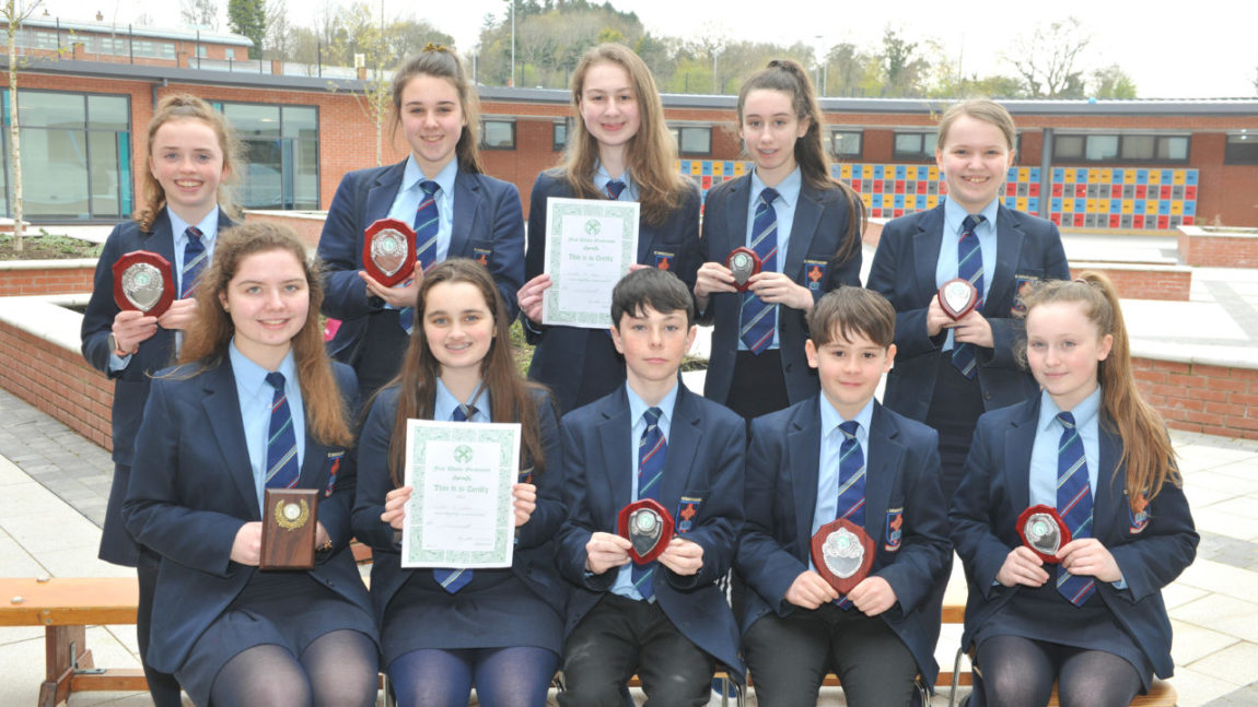 Academy Takes Top Spot in Feis